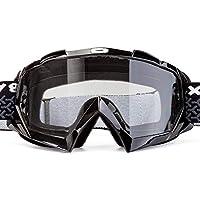 BATFOX Motorcycle Goggles Dirt Bike ATV Motocross Safety...