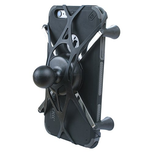 Texel WebGrip with RAM Mount X-Grip IV Large Phone Cradle B-