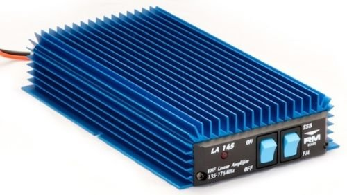 Vhf Amplifier - RM LA 145 85 Watts 2m amplifier (135-175 mhz) for Ham/Professional HT Radio