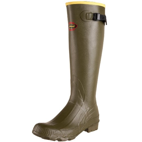 "LaCrosse Men's Grange 18"" Hunting Boot,OD Green,9 M US"
