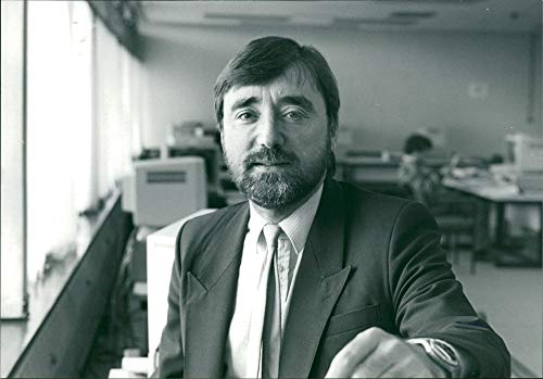 Vintage photo of Prof Tom Cannon: (Cannon Tom)