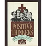 The Positive Thinkers, Donald Meyer, 0394510291