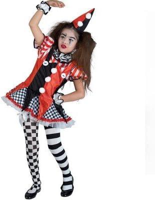 Arlequin Fantaisie Costume Multicolore Clown Republic 17706//06