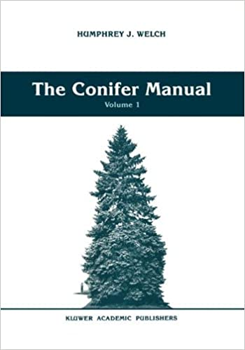 The Conifer Manual: Volume 1: v. 1 (Forestry Sciences)