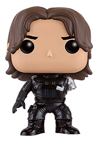 Funko - 168 - Pop - Marvel - Captain America 3 - Winter Soldier No Arm - Limited Edition