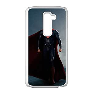 Superman Design Pesonalized Creative Cool For LG G2