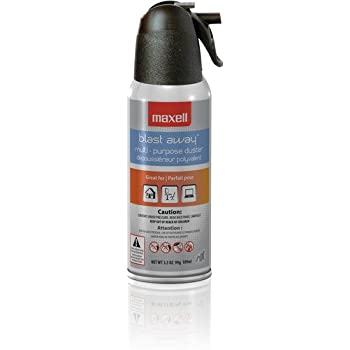 Maxell Balst Away Multi-Purpose Canned Air (190027)
