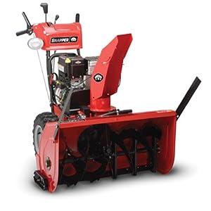 B006HHR33M_Snapper Snowblower XL1738E 16.50 TP Briggs Professional Series OHV ES Engine (38″) #1696007
