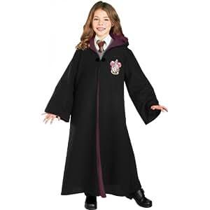 Harry Potter tm Hermione Grainger tm Standard Version Gryffindor Robe with Clasp Size Large (disfraz)