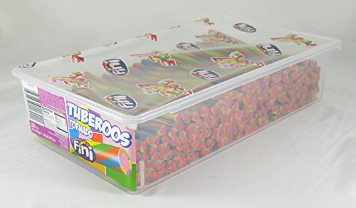 - Fini Tuberoos Tornado Licorice Filled Candy