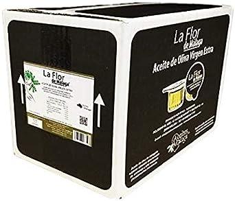 Aceite Oliva Virgen Extra La Flor de Malaga 552x10ml (Caja 552 Cápsulas Monodosis): Amazon.es: Alimentación y bebidas