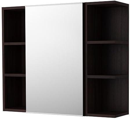 Ikea Lillangen Armoire Miroir Avec Une Porte Et 2 Etageres