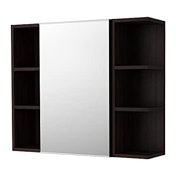 IKEA LILLÅNGEN Spiegelschrank mit einer Tür und 2 ...