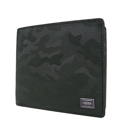 Porter Wonder Wallet Black 342-06035 from Japan by Porter