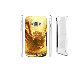 FUNDA CARCASA ARACNO MONSTER PARA SAMSUNG GALAXY J1 ACE J110