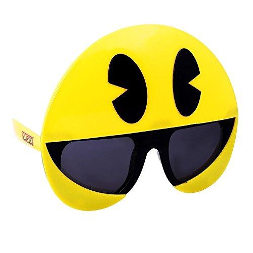 Sun-Staches - Pac-Man (Pac Man Halloween Costume)
