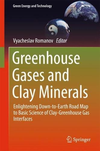 Greenhouse Gas - Greenhouse Gases and Clay Minerals: Enlightening Down-to-Earth Road Map to Basic Science of Clay-Greenhouse Gas Interfaces (Green Energy and Technology)