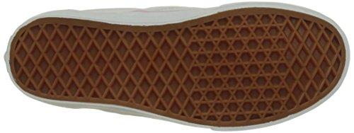 Vans UA Classic Slip-On, Zapatillas Para Mujer Blanco (Sayings)