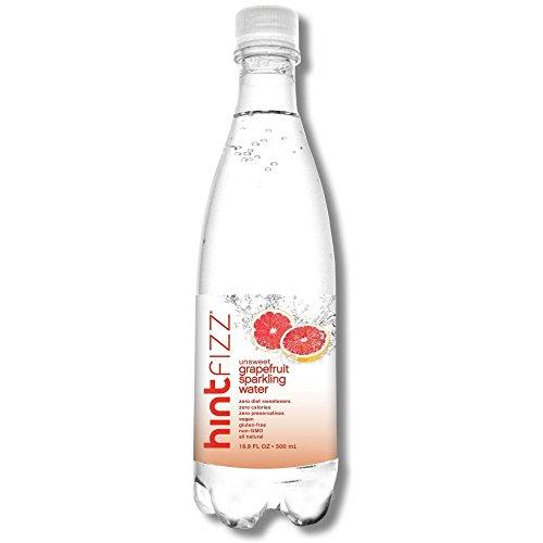 Hint Fizz Grapefruit Sparkling Water, 16 Fluid Ounce -- 12 per case. by Hint