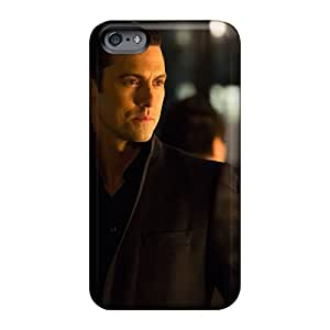 KerryParsons Apple Iphone 6s Excellent Hard Phone Covers Custom Colorful Static-X Band Image [vfx1811hHkM]