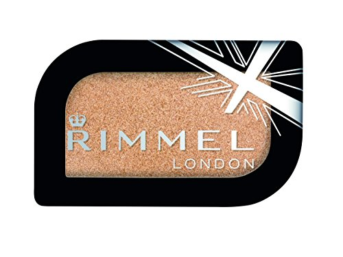 Rimmel London Magnif'eyes Mono Eyeshadow, Gold Record, 0.16