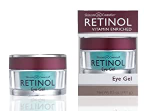 Skincare LdeL Cosmetics Retinol Eye Gel, .5-Ounce Jar