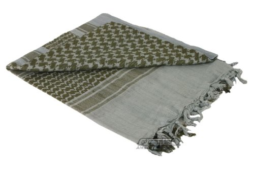 Condor Outdoor Shemagh (Foliage/Green) (Foliage Shemagh)