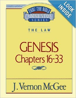 Genesis 16-33 - Book #2 of the Thru the Bible