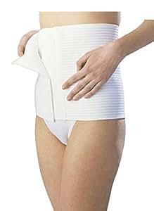 Faja post-parto hecha de suave esponja de algodón JOLIE MAMAN Art.3030 Talla L 85-94 cm.