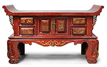 Credenza Cucina Da Restaurare : Asien lifestyle altare restaurato asia credenza fine decorato