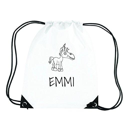 JOllipets EMMI Turnbeutel Sport Tasche PGYM5320 Design: Pferd aH6BjNrP