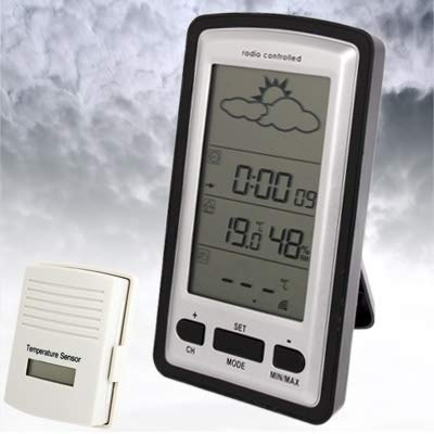 BuyBuyBuy Precision Professional Wireless Weather Station Digital Thermometer Standard