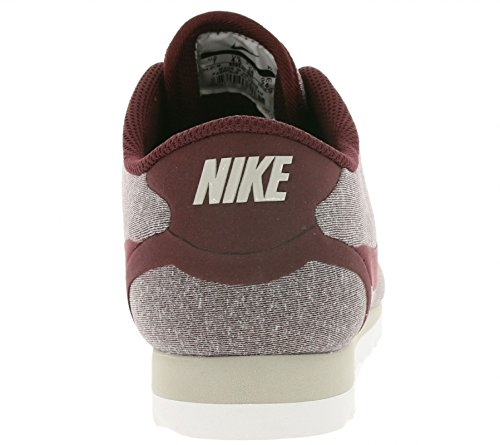 Nike 859540-600 - Zapatillas de deporte Mujer Rojo (Night Maroon / Night Maroon / Lt Iron Ore)