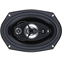 Boss SE695 Chaos 6 x 9 5-Way 4-Ohm  Black Poly Injection Cone Speaker