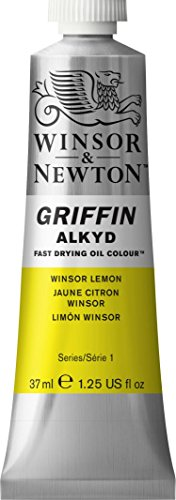 winsor-newton-griffin-alkyd-fast-drying-oil-color-tube-37ml-winsor-lemon-by-winsor-newton
