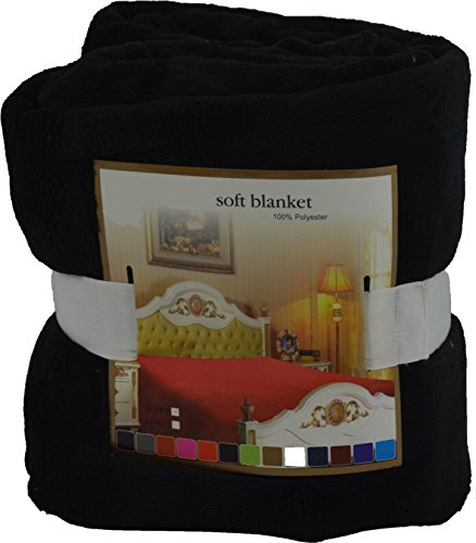 Collection Micro Fleece Blanket Colors product image