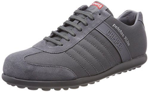 CAMPER Herren Pelotas XL Oxfords, Dunkelgrau Grau (Medium Gray 30)