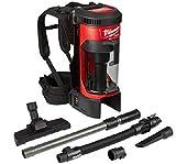 Milwaukee 3-in-1 Vacuum Backpack 0885-20