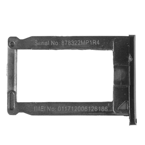 Neewer 5x Black SIM Card Slot Tray Holder for iPhone 3G 3GS
