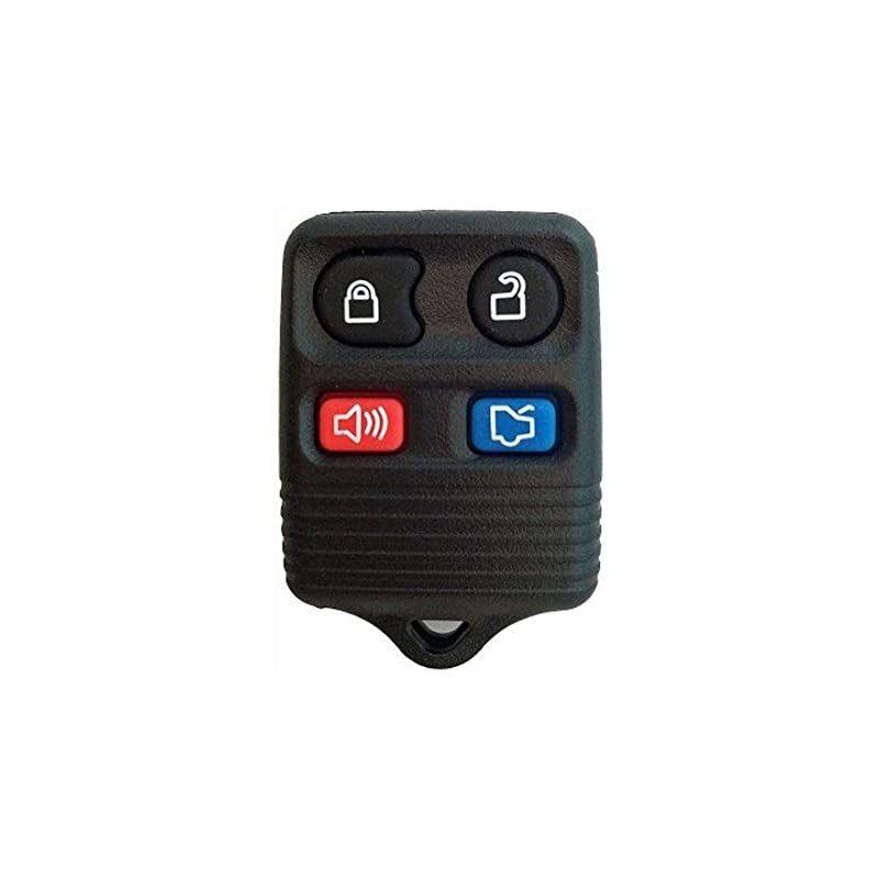 1999-2014 Ford Mustang Compatible Key Fo