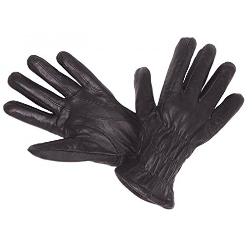 (ERS Ovation, Ladies Winter Leather Show Glove Black Size C)