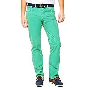 Pantalones Verdes Para Hombre Combinar En Colorverde Org