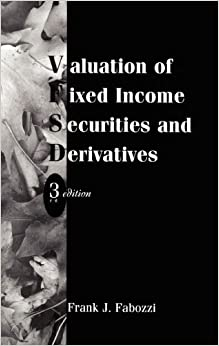 Descargar PDF Gratis Valuation Of Fixed Income Securities And Derivatives