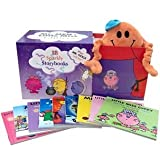 Mr Men & Little Miss Glitter Box Collection - 18 BOOKS (Roger Hargreaves)