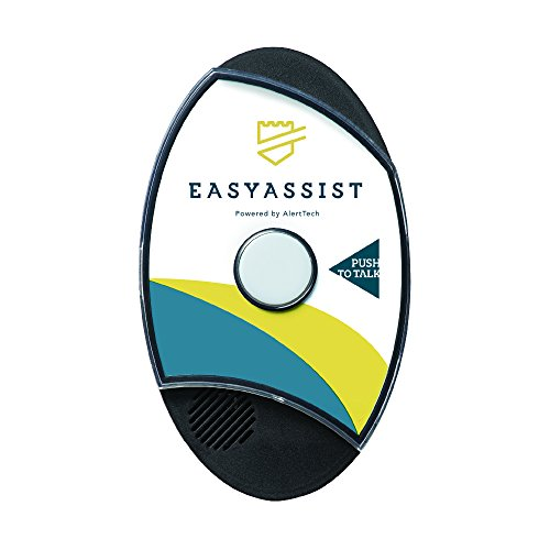 AlertTech EA-200-PTT Easy Assist Call Box with Direct to Radio with PTT Button by AlertTech