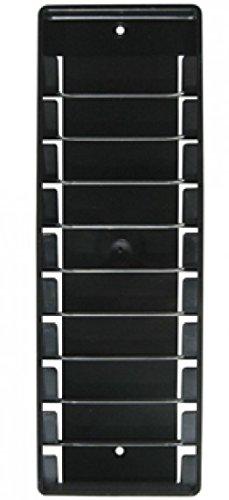 Chipdrive - Soporte de pared para tarjetas (capacidad para 10 tarjetas, 86 x 54 cm)