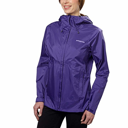 Patagonia Torrentshell Jacket - Women's Blue Butterfly Large