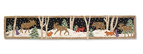 Orvis Moose Hearth Rug/Only 1' X 6' by Orvis