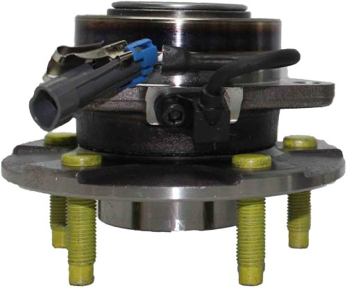 Detroit Axle 513189 Wheel Bearing Hub Assembly Front Driver or Passenger Side
