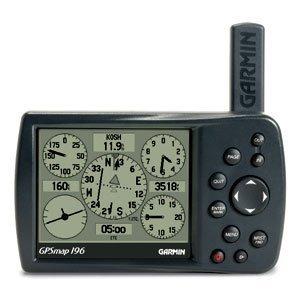 Garmin GPSMAP 196 Aviation GPS Receiver -